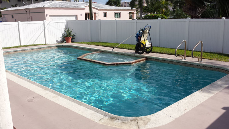 Portfolio Pool Service And Maintenance