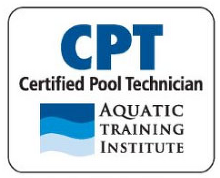Pool Tech Certificate Logo